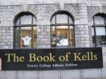 The Book of Kells of the Trinity College Dublin