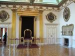 the Throne Room of Dublin Castle