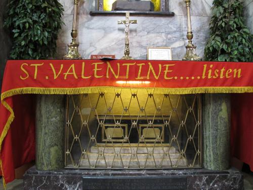 Image result for saint valentine whitefriar street church
