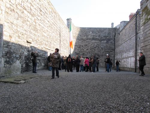 Kilmainham Gaol is an irish prison-museum