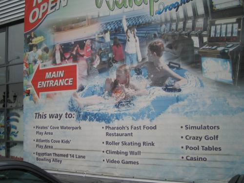 Advertising of Water Park