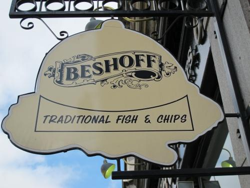 beshoff traditional fish and chips