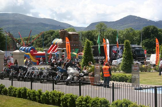 the festival of harley davidson lovers
